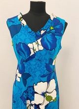 1960's Blue Hawaii dress/38
