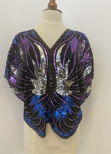 1970's Butterfly top/38-40