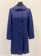 1960's Darkblue coat/36